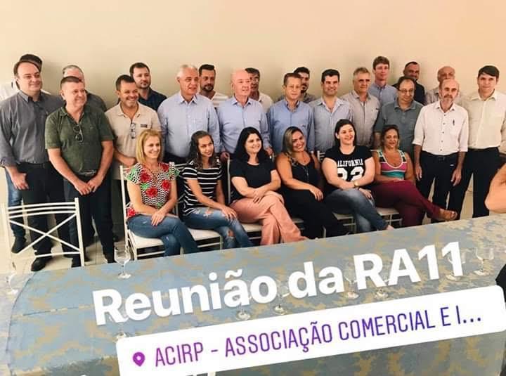 Reunião administrativa RA11 - FACESP